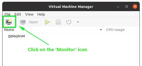 Crear una máquina virtual en KVM