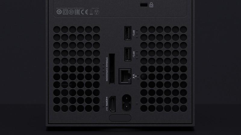 Puertos Xbox Series X