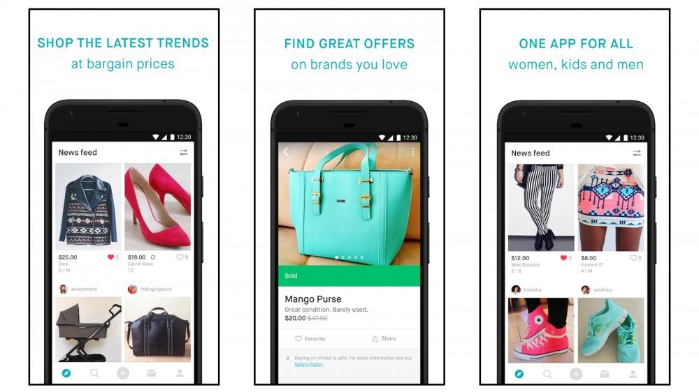 Vinted compra y vende tus cosas en línea sin tarifas de vendedor
