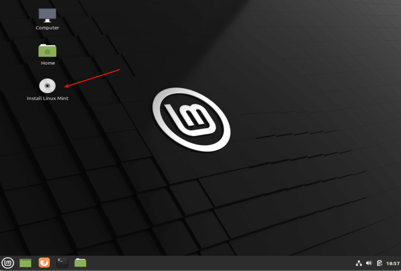Instalar Linux Mint 20