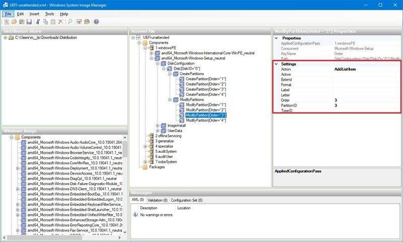 Formato MSR (Partición reservada de Microsoft)